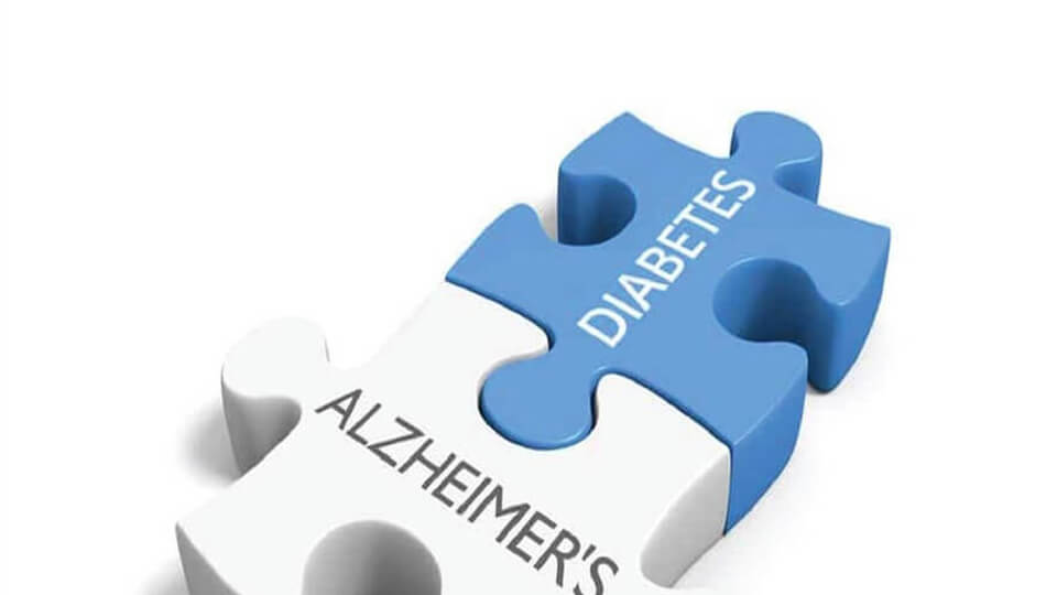 High Blood Pressure and Diabetes: Also Risk Factors for Alzheimer's Disease