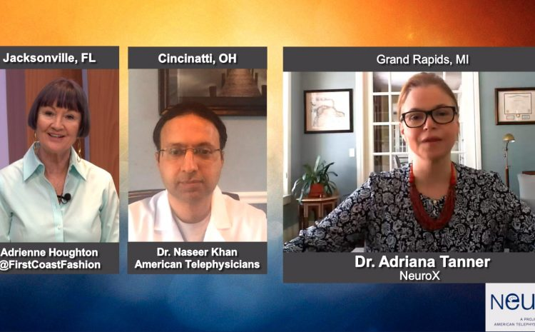 """""""Ask the Doc"""" with Dr. Adriana Tanner from NeuroX"""