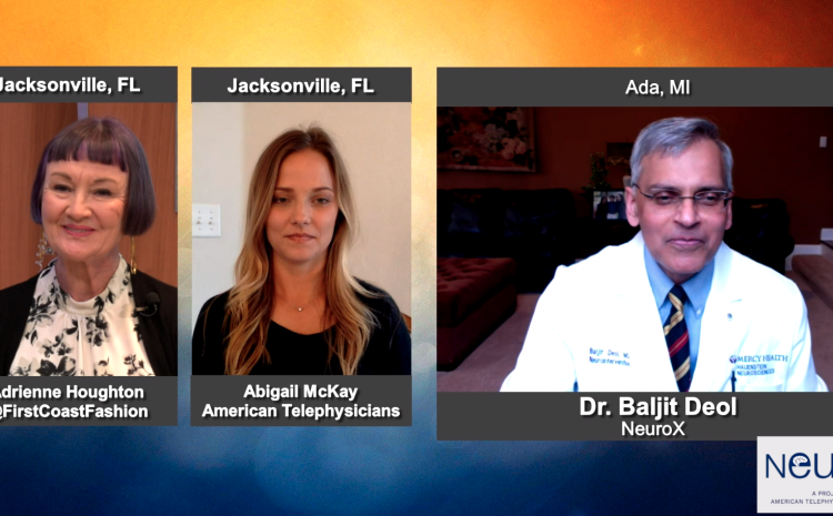 """Ask the Doc"" with Dr. Baljit Deol from NeuroX"