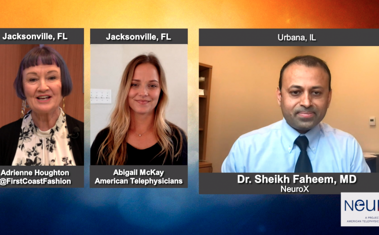 """Ask the Doc"" with Dr. Sheikh Faheem, MD from NeuroX"