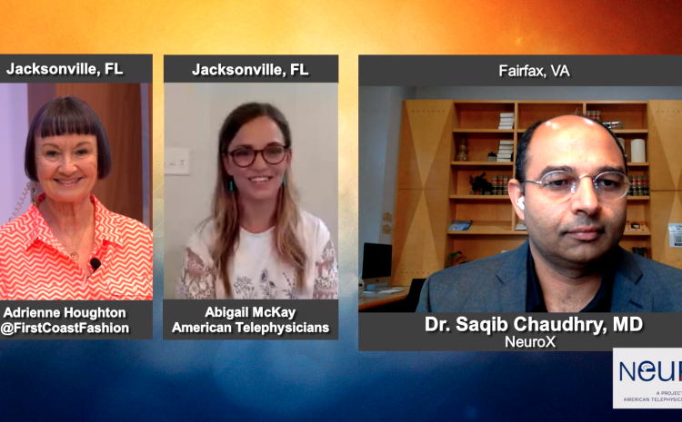 """""""Ask the Doc"""" with Dr. Saqib Chaudhry, MD from NeuroX"""